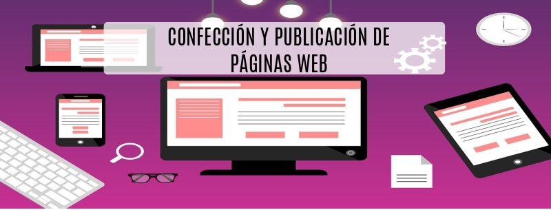 CURSO SEF CONFECCIÓN Y PUBLICACIÓN PÁGINAS WEB AULANOVA