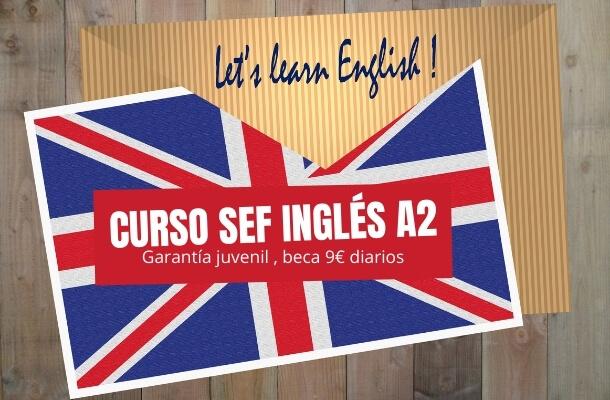 CURSO SEF INGLÉS A2